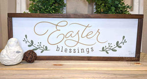 Easter Sign