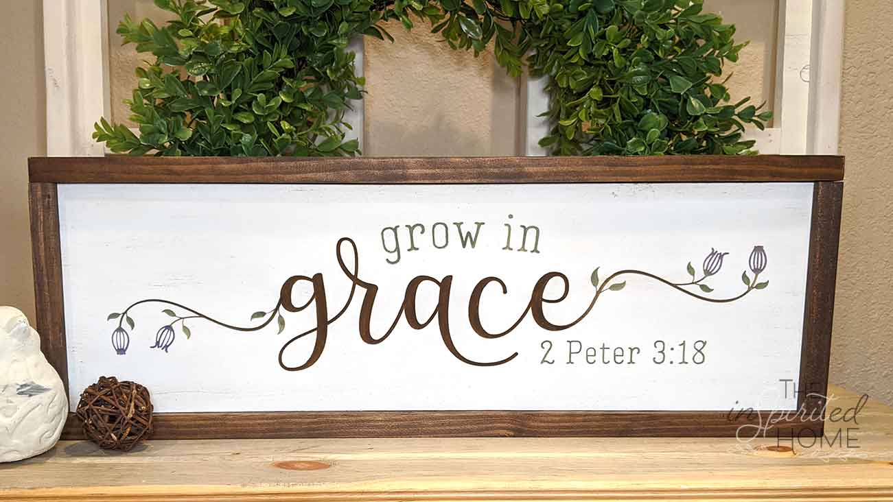 Grow in Grace 2 Peter 3v18