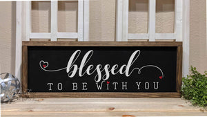 wooden framed Christian wall art - The Inspirited Home