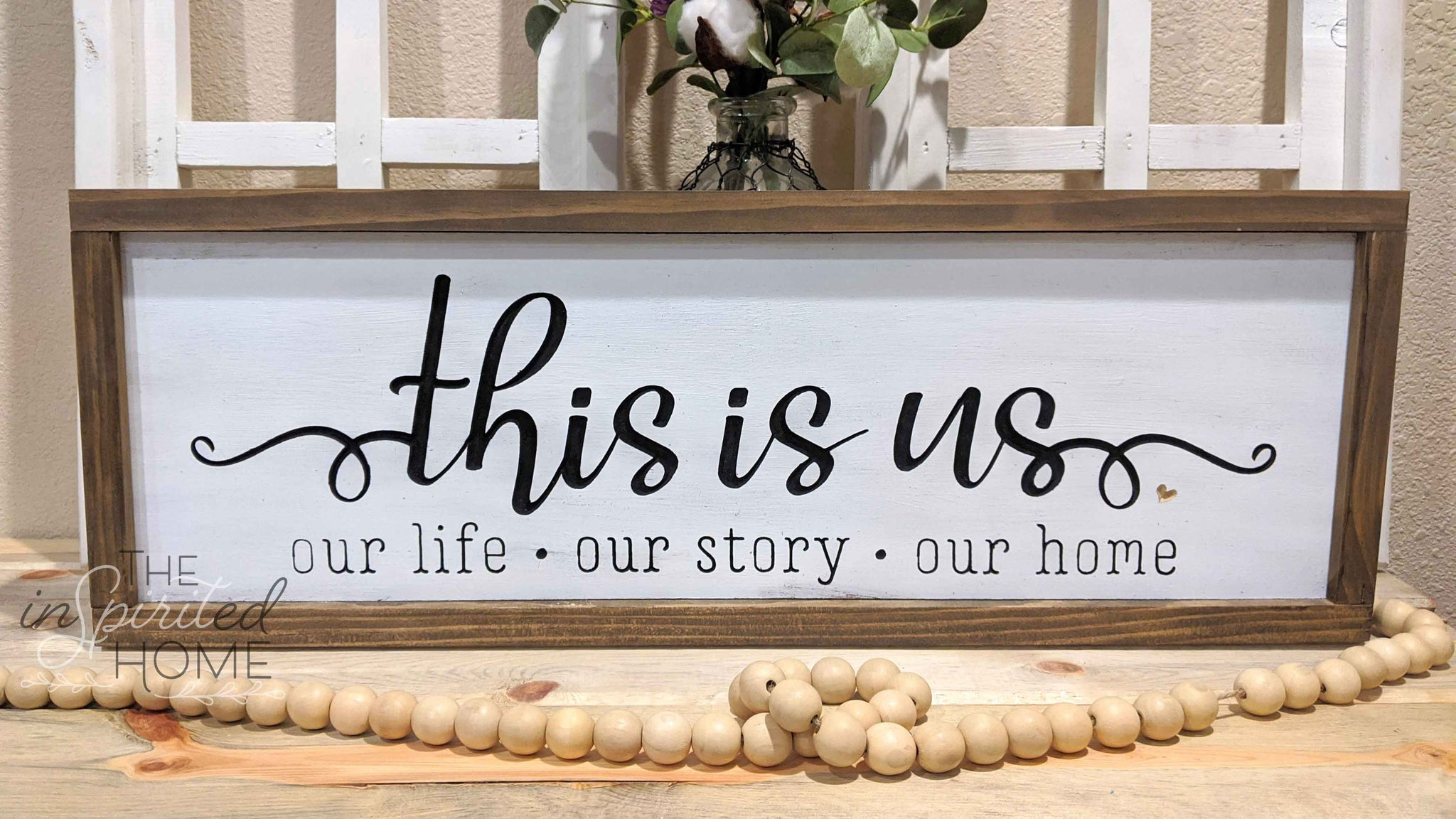 This is Us - Wood Wall Art