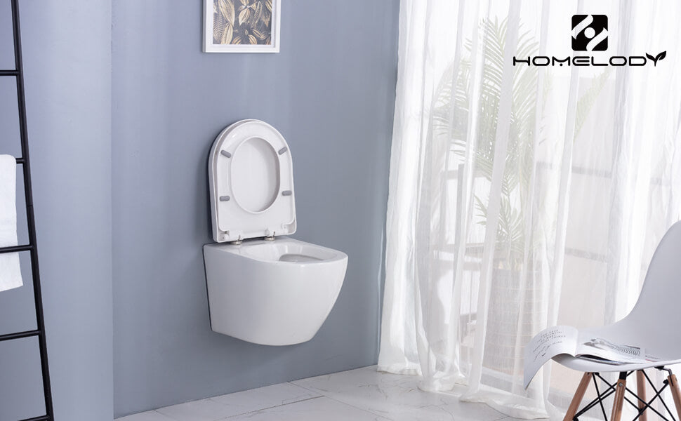 Wand Toilette Homelody