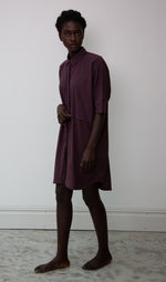 SYLVIE ORGANIC COTTON DRESS