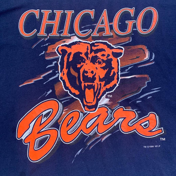 Vintage 90s Chicago Bears Tee XL