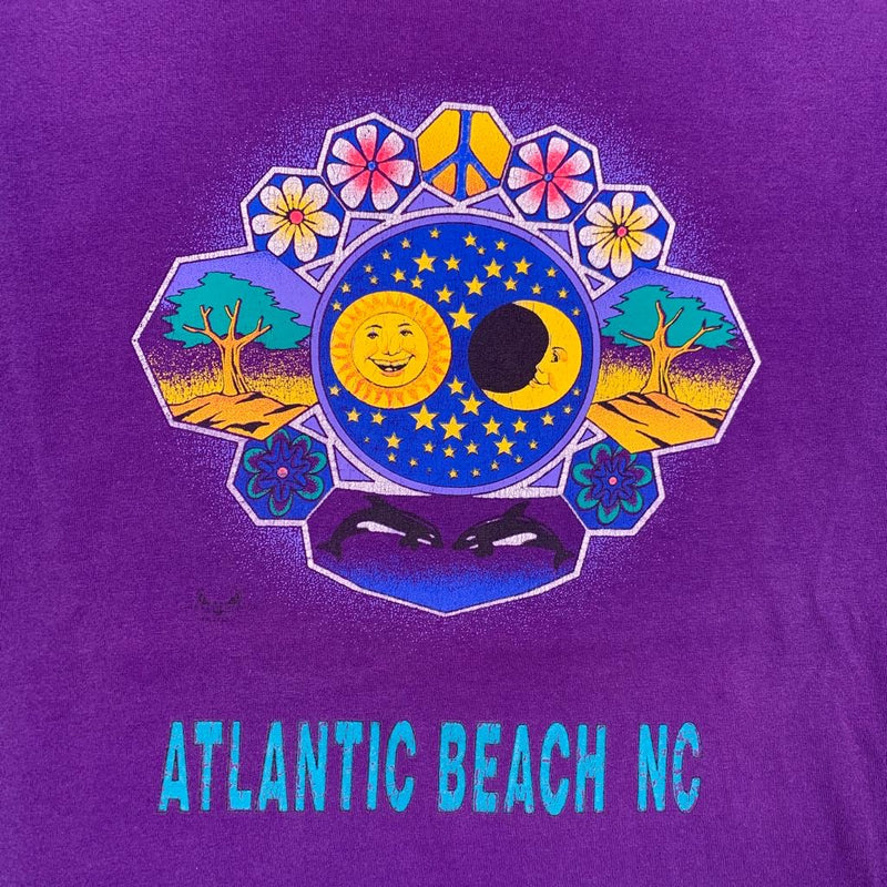 Vintage North Carolina Tourist Tee L