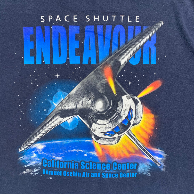 Vintage 90s Space Shuttle Tee 3XL
