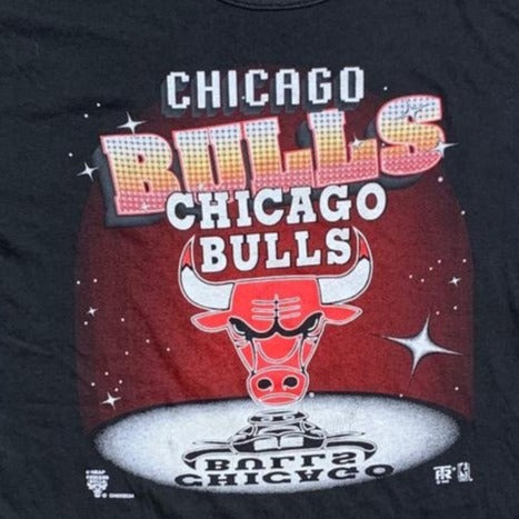Vintage early 90s Chicago Bulls Tee M