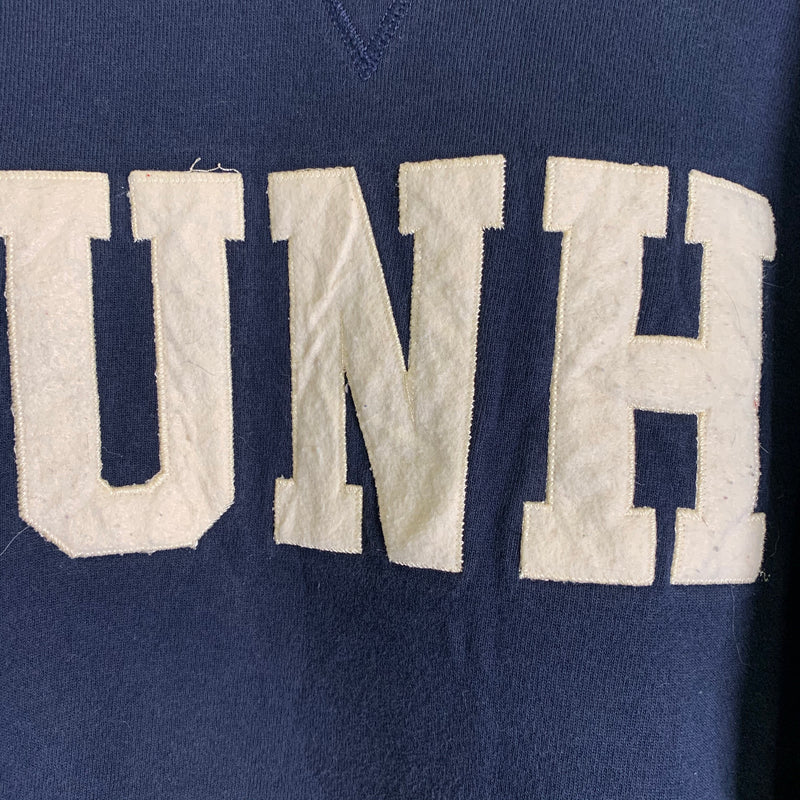 Vintage UNH Champion University of New Hampshire Crew Neck