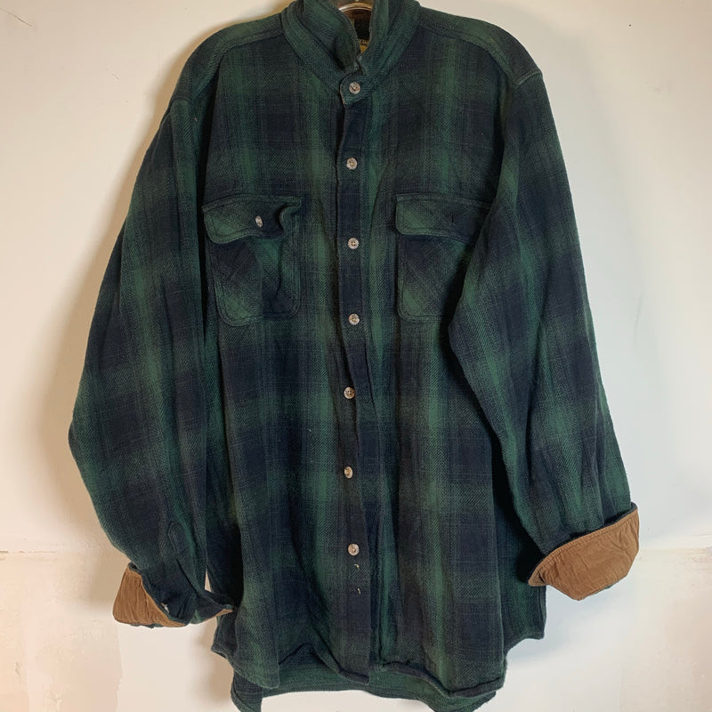 Vintage Heavy Weight Flannel 2XL