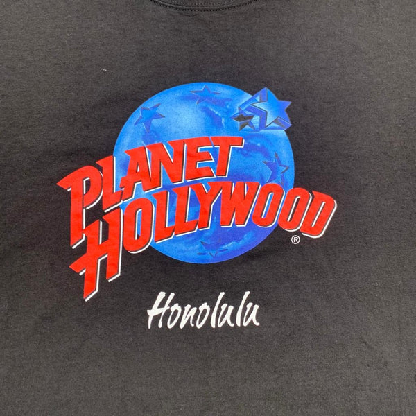 Vintage 90s Planet Hollywood Tee XL