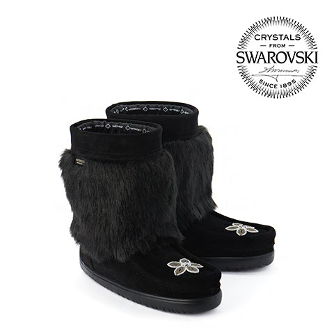Waterproof Kisik Half <br> with Swarovski® Crystals