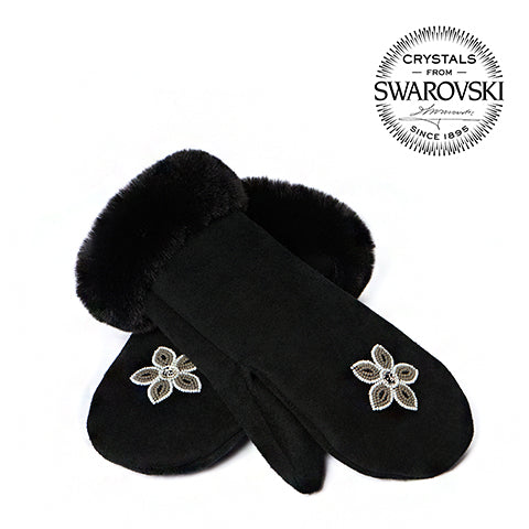 Kisik Mitt <br> with Swarovski® Crystals