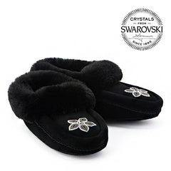 Kisik Moccasin <br> with Swarovski® Crystals