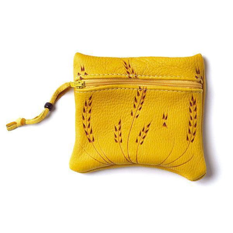 Medium Deerskin Change Purse