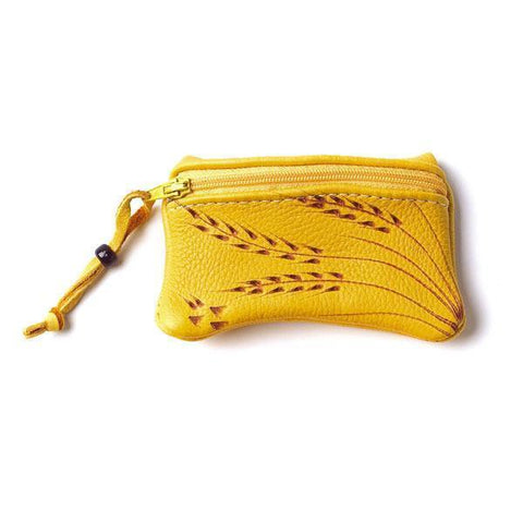 Small Deerskin Change Purse