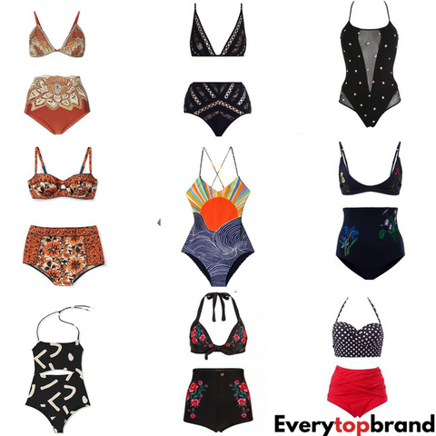 15 KG Job lot wholesale second hand swimwear mix, UK Market Grade A £5.00 Per KG - Everytopbrand.com