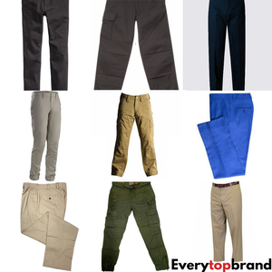 Second Hand Used Clothes 35 x Men's Trousers Grade A £1.50 Each - Everytopbrand.com