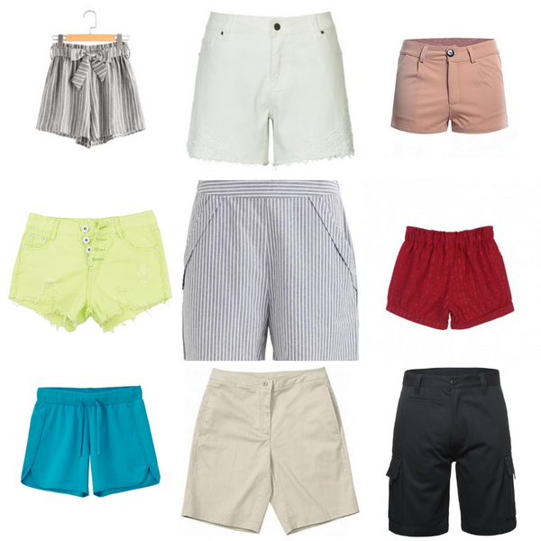 25 x Pre-Loved Women's Shorts Second Hand Wholesale UK Market A Grade Quality 2.00 £ each - Everytopbrand.com