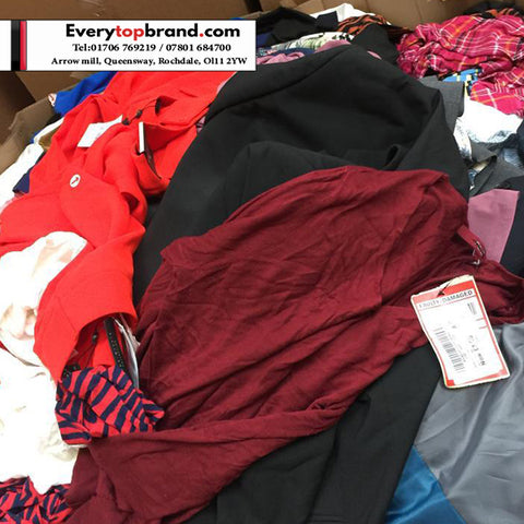 Used Clothes 50 KG Wholesale A Grade Re-Wearable mens mix £2.50 per KG - Everytopbrand.com