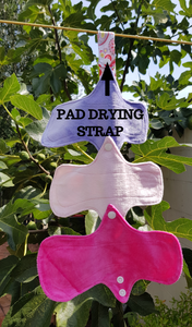 ECOBIRD PAD DRYING STRAP