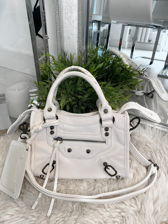 Tara Mini Bag - White