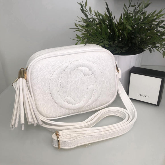 Georgia Bag - White