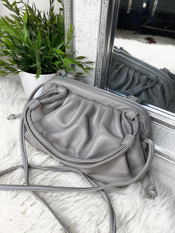 Keira Handbag - Grey