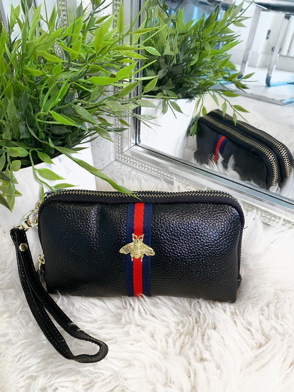 Nellie Bee Purse - Black