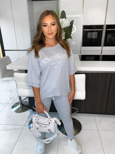 YeSaintWest Sweatshirt Stye Lounge - Grey