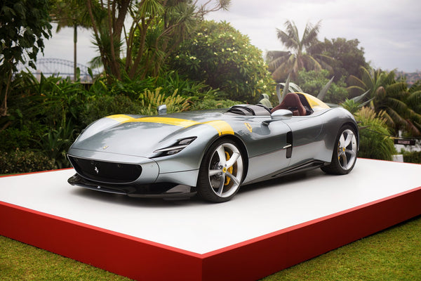 FERRARI ANNOUNCES ITS CONTINUED SUPPORT OF THE SYDNEY HARBOUR CONCOURS D'ELEGANCE