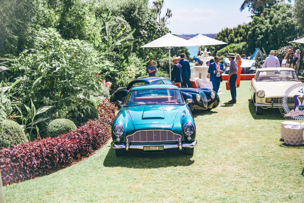 The Inaugural Sydney Harbour Concours d'Elegance 2019