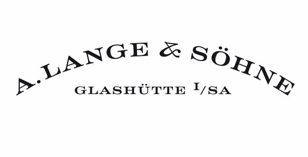 A. Lange & Söhne 2020 Offical Time Partner