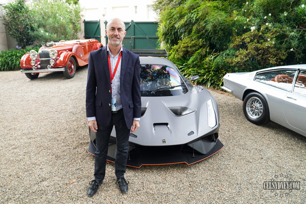 David Brabham Announced as Patron of the Sydney Harbour Concours d'Elegance