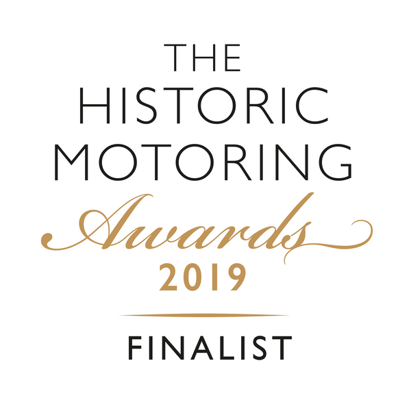 Historic Motoring Awards Finalists Announced