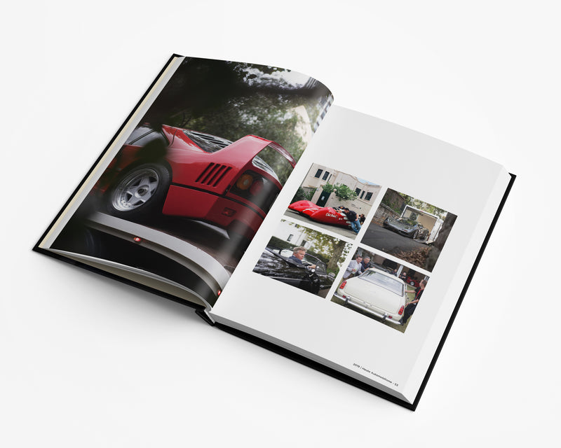 """Haute Automobilisme"" 2019 Yearbook- PREORDER: Ships before Christmas"