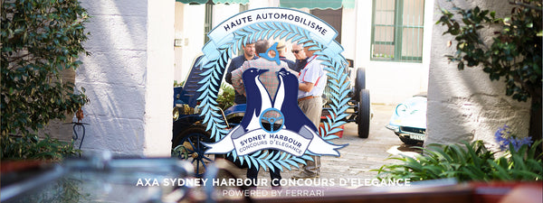 Saturday 7th Garden Party Concours - VIP Pass