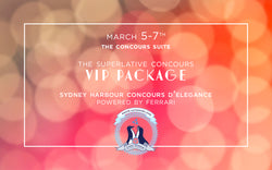 VIP PACKAGE MMXX