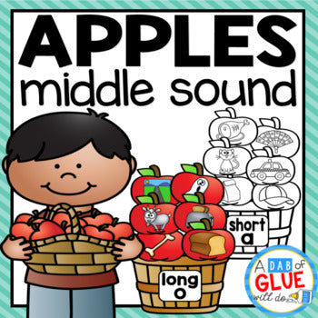 Apples Middle Sound Match-Up