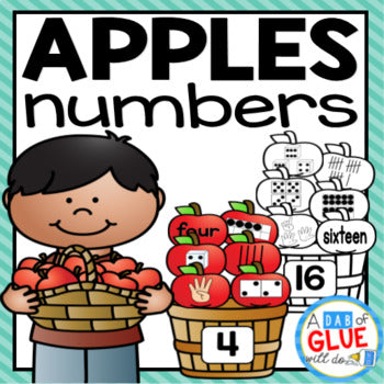 Apples Number Match-Up