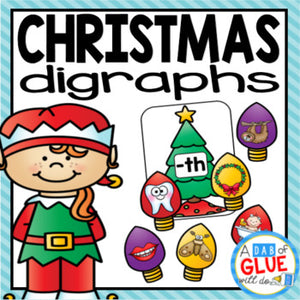 Christmas Digraph Match-Up
