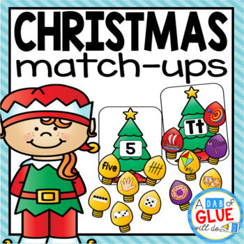 Christmas Match-Ups Bundle