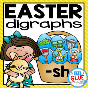 Easter Digraph Match-Up