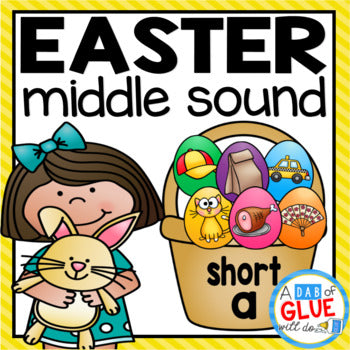 Easter Middle Sound Match-Up
