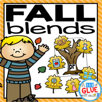 Fall Leaves Blends Match-Up