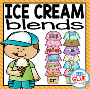 Ice Cream Blends Match-Up