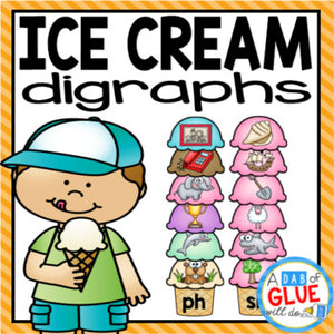 Ice Cream Digraph Match-Up