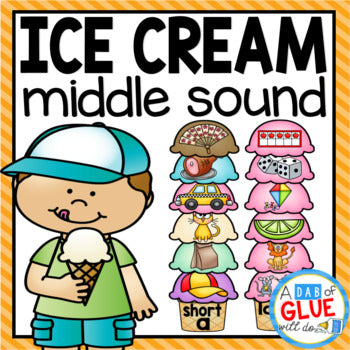 Ice Cream Middle Sound Match-Up