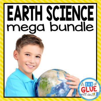 Kindergarten Science Bundle : Earth Science