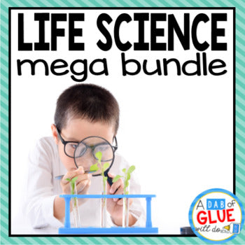 Kindergarten Science Bundle : Life Science