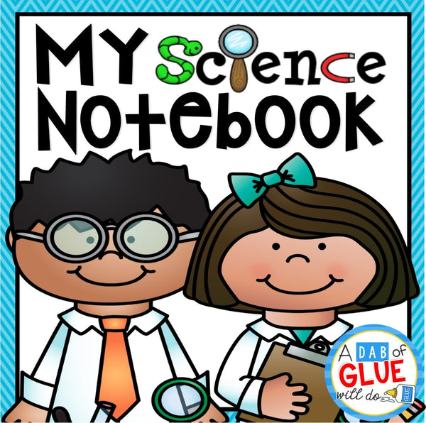 My Science Notebook is to be used for student science journals or notebooks. There are over 100 pages of hands-on activities for students to complete.