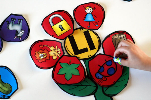 Make learning fun with these these Flowers Initial Sound and Number Match-Ups. Your elementary age students will love this fun spring themed literacy center and math center! Perfect for literacy stations, math stations, or small review groups. Use in your Preschool, Kindergarten, and First Grade classrooms. Black and white options available to save